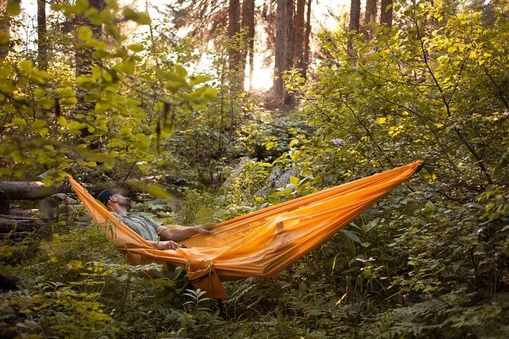need versatile  u0026 lightweight gear the treeo utility hammock   75  may be just the thing they u0027re looking for  this 3 in 1 swiss army knife of hammocks     treeo 3 in 1 utility hammock   men u0027s gear  rh   mensgear
