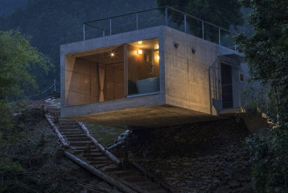 Tenkawa Fishing Cabin