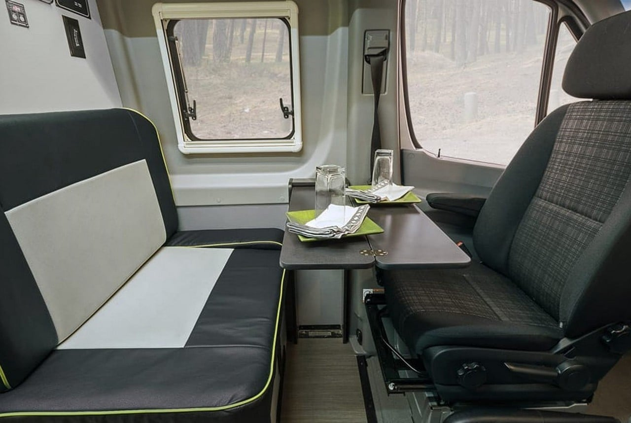 Winnebago Revel 4x4 Camper Van | Men's Gear