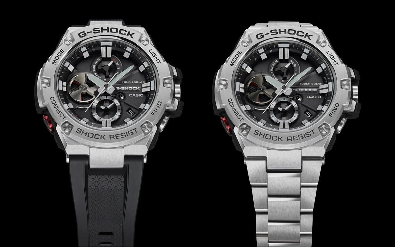 watches tough link en edifice side smartphone with casio eqb us mens collection