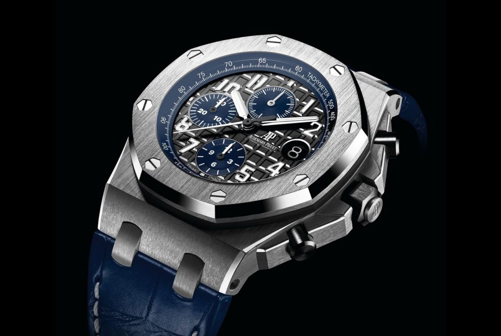 2018 Audemars Piguet Royal Oak Offshore Chronograph
