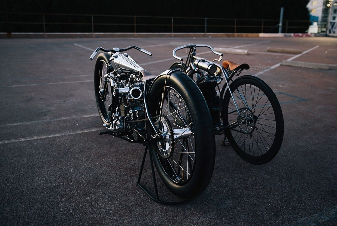 Tubing For Motorcycle Frame