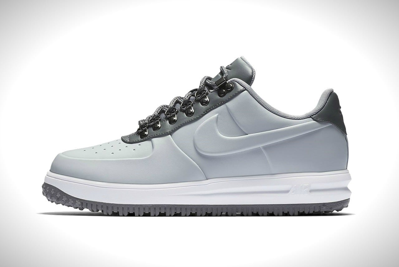 654e0e3d4b6554 Nike Air Force One Grey Gingham Dress Nike Air Force One Low