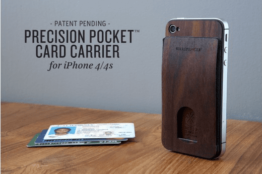 PRECISION-POCKET-CARD-CARRIER-for-iPhone