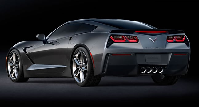 2014 Corvette Stingray  Mens Gear-8643