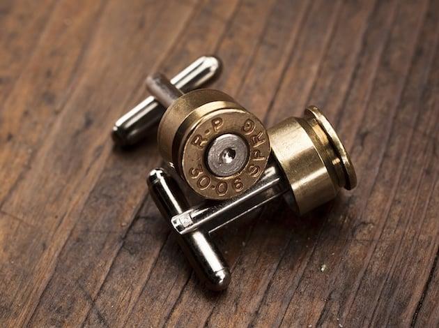 Bullet Cufflinks  Mens Gear-6332