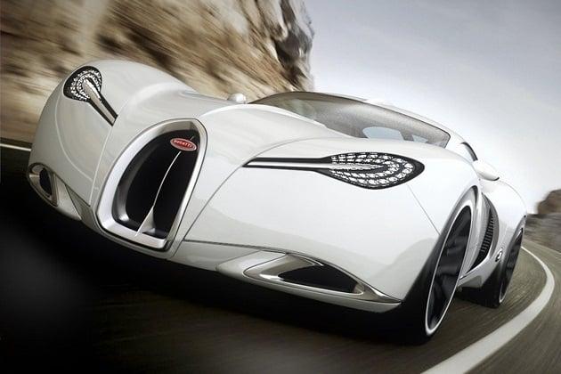 Bugatti Ganloff Concept Men S Gear