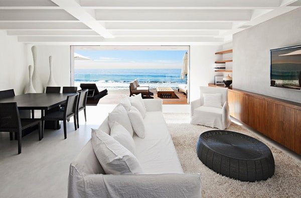 Modern Malibu Beach House By Owen Dalton Masterbuilder77