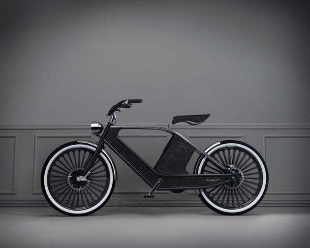 Cykno Vintage Electric Bicycle Men S Gear