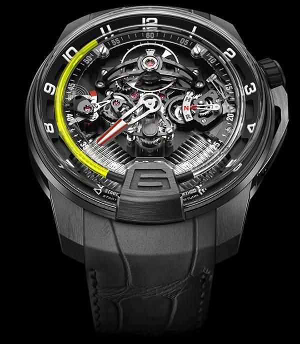 Hyt H2 Hydro Mechanical Watch Men S Gear