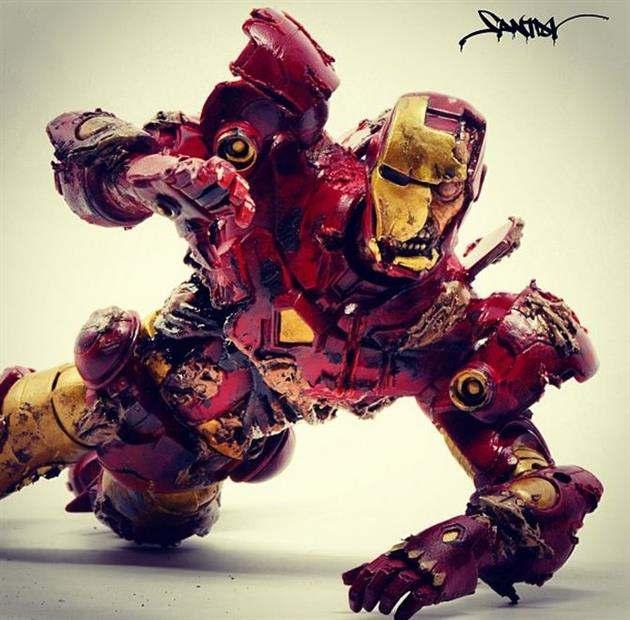 Marvel Superhero Zombies Men S Gear
