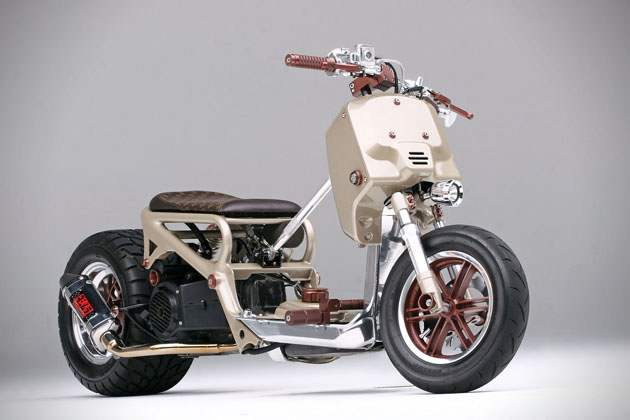 Honda-Ruckus-Custom-LV-Project-1