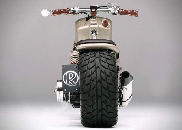 Honda Ruckus Custom Lv Project Men S Gear