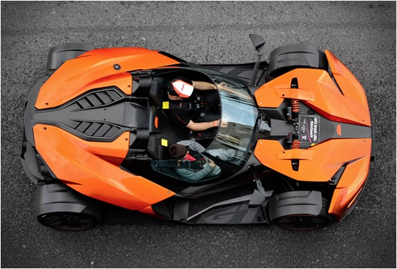 Ktm X Bow Gt Men S Gear