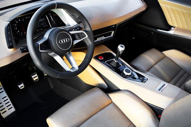 Audi Sport Quattro Concept Men S Gear