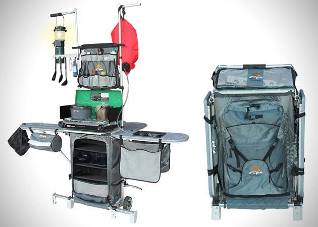 Grub Hub Portable Camp Kitchen 1 Www Mensgear