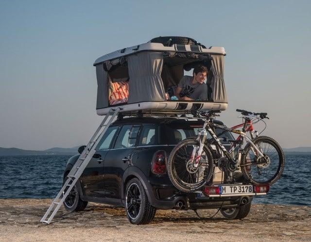 Mini Clubvan Camper Concept Men S Gear