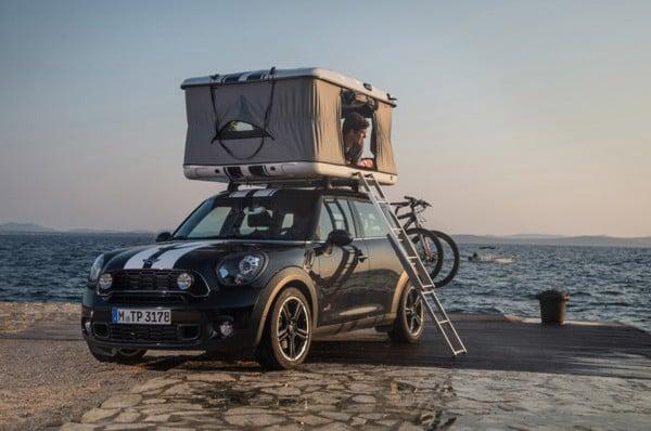Mini Clubvan Camper Concept Mens Gear