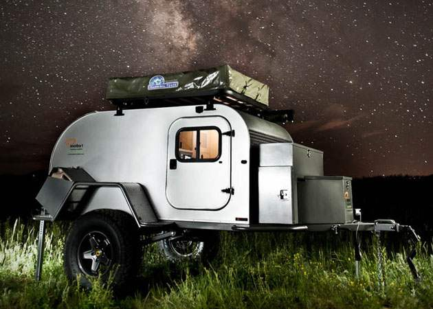 MOBY1 EXPEDITION CAMPER TRAILERS