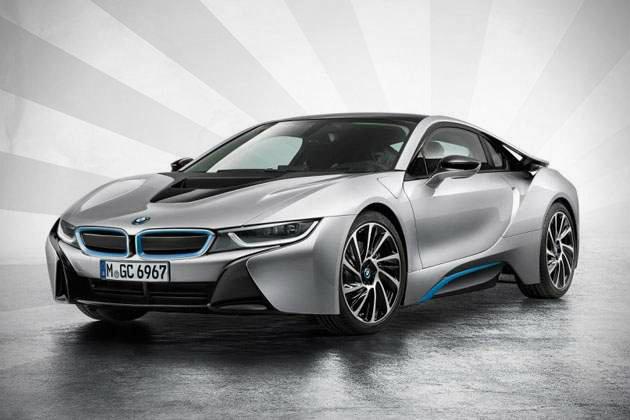 2014 BMW I8 PLUG-IN HYBRID