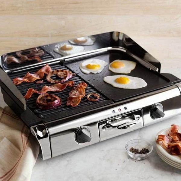 All Clad Electric Grill Men S Gear