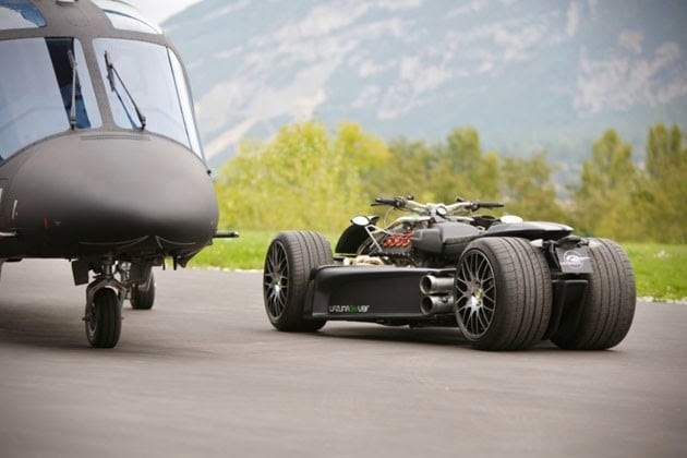 Lazareth Wazuma V8f Matte Edition Men S Gear