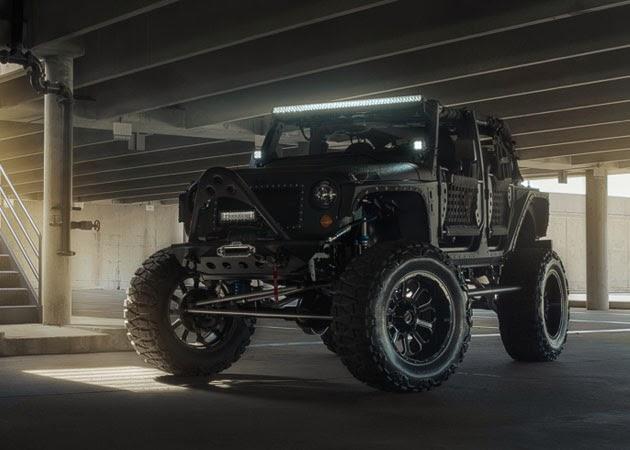 Starwood Motors Jeep >> CUSTOM ZOMBIE APOCALYPSE JEEPS BY STARWOOD MOTORS | Men's Gear