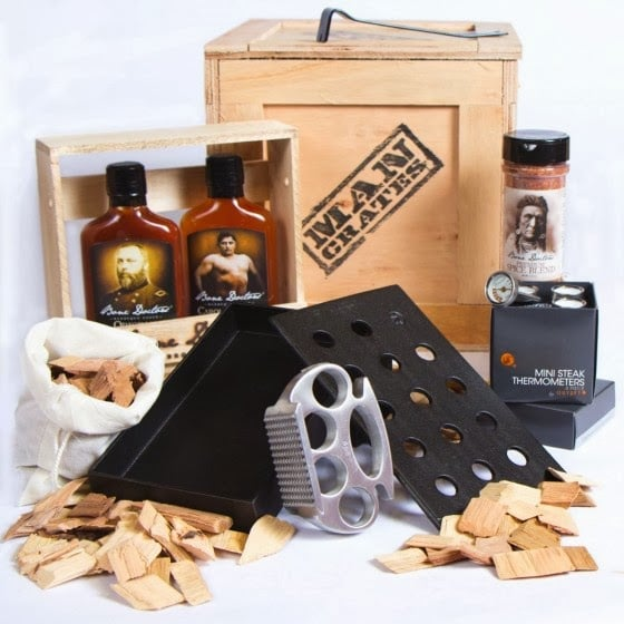 Awesome Gift Ideas By Man Crates Men S Gear