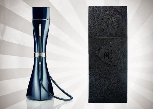 HOOKAH PIPE BY BUGATTI AND DESVALL