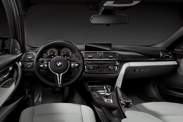 2015 Bmw M4 Coupe And M3 Sedan Men S Gear