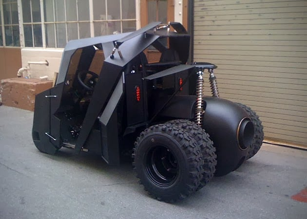 Batman Tumbler Golf Cart Men S Gear
