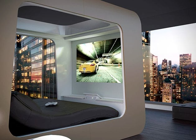 HI-CAN HIGH FIDELITY CANOPY BED