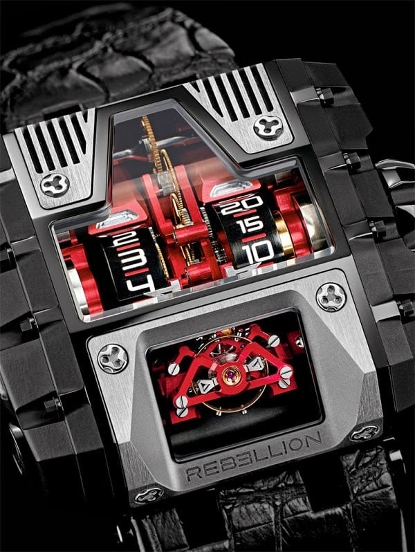Rebellion T 1000 Gotham Watch Men S Gear