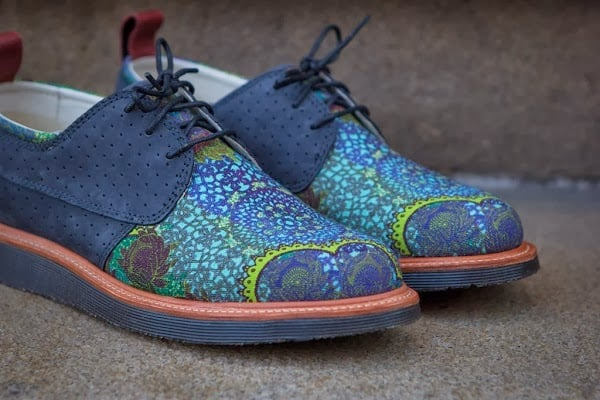 Ronnie Fieg For Dr Martens Eldridge Shoes Men S Gear