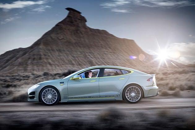 Rinspeed Xchange Driverless Tesla Model S Men S Gear