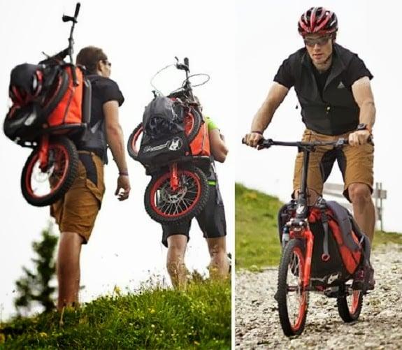 Bergmonch Bike Backpack Men S Gear