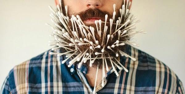 Beard Art By Pierce Thiot Men S Gear