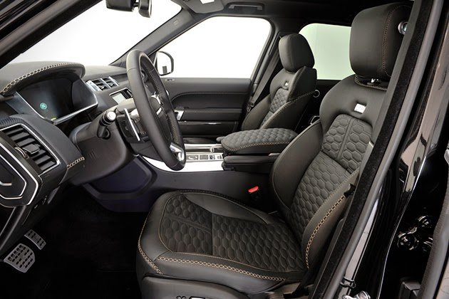 2014 Range Rover Sport By Startech Men S Gear