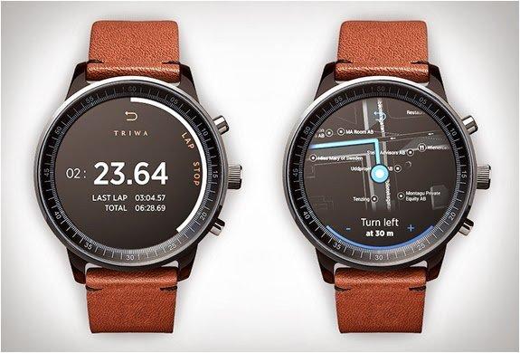 Smartwatch Concept By Gabor Balogh Men S Gear