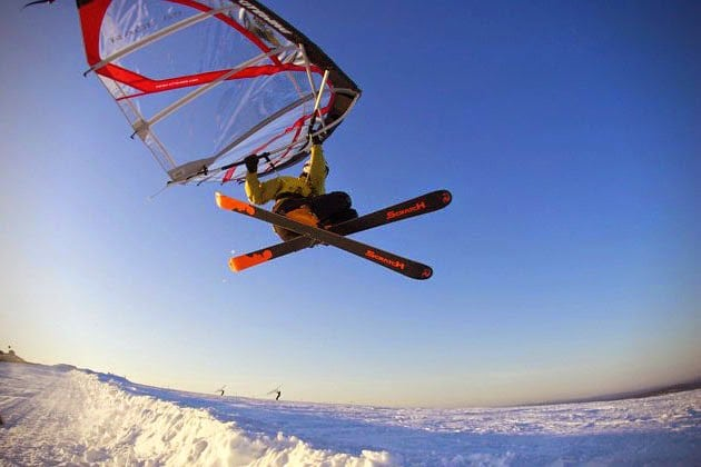 Kitewing Wind Powered Action Sport Wing Men S Gear
