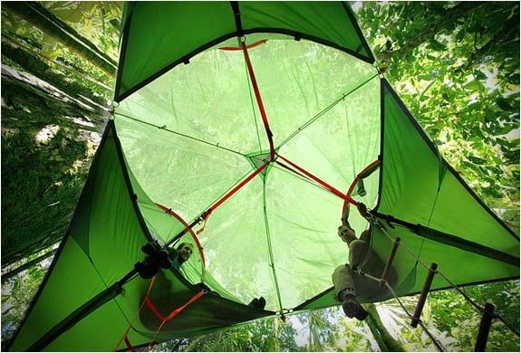 ... as the tree tent works perfectly on land. It thrives in the air though and can be connected to other Tentsile Tree Tents to create a super floating ... & TENTSILE CONNECT TREE TENT | Menu0027s Gear