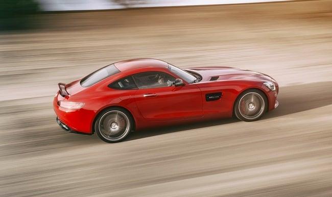 Mercedes AMG-GT 2