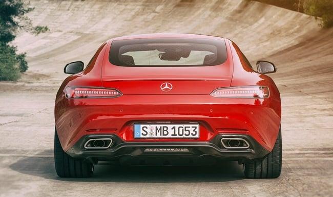 Mercedes AMG-GT 5