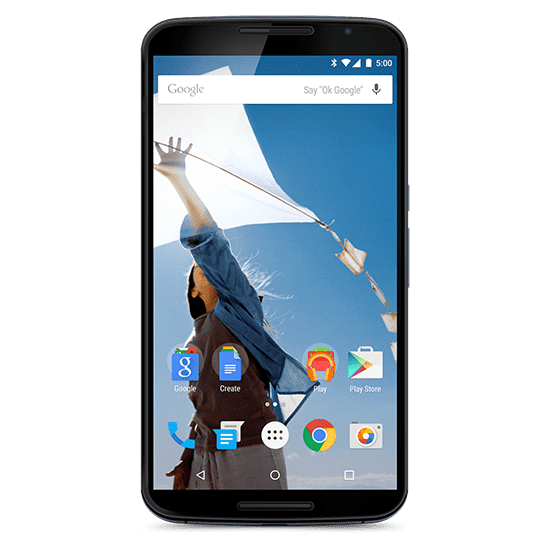 Nexus 6 - by Google and Motorola