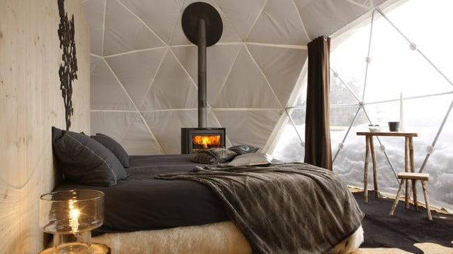Whitepod Eco-Luxury Hotel 5