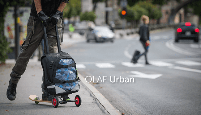 olaf urban scooter