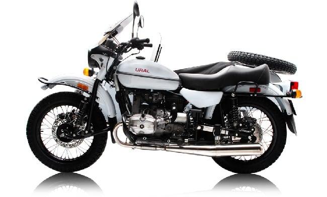 2014 Ural MIR Motorcycle b