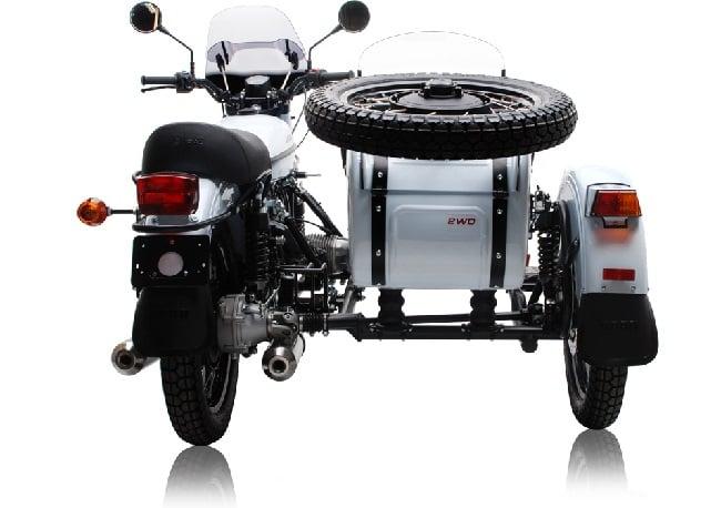 2014 Ural MIR Motorcycle d