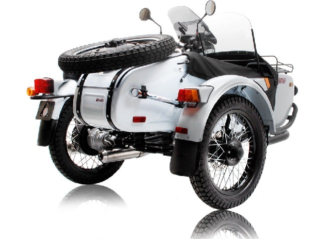 2014 Ural MIR Motorcycle e