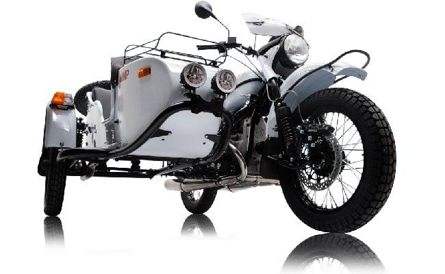 2014 Ural MIR Motorcycle2